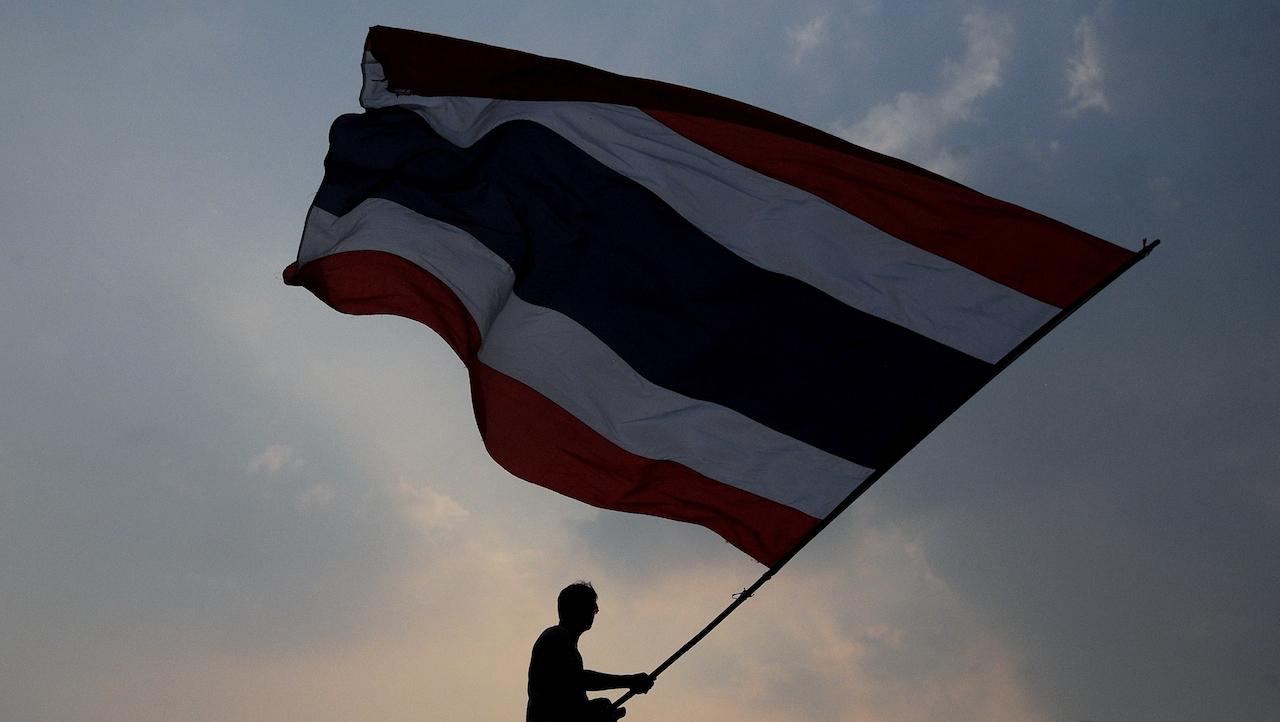 TOPSHOTS-THAILAND-POLITICS-PROTEST
