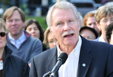 Oregon Governor John Kitzhaber photo courtesy of Jonathan Maus.