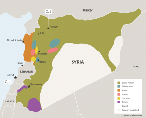 Religious demography of Syria