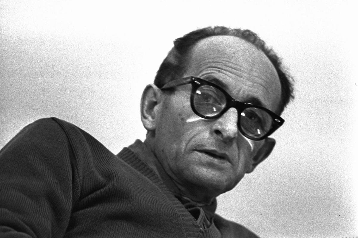 adolf eichmann i search Presiding judge: adolf eichmann, you have heard your counsel's statement on the penaltydo you wish to add anything concerning thepenalty which the court should impose on you for the crimes of which you have been found guilty.
