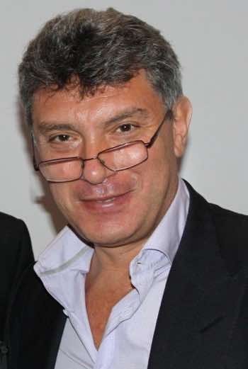 Boris Nemtsov (1959-2015). Photo by Pavol Demes.